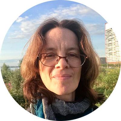 Психолог Ирина Баданова миниатюра