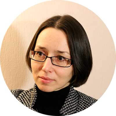 Наталья Китаева фото круглое